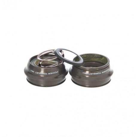 TAPERED HEADSET Black bearing D1 Roulement de direction 40x51.8x8 36//45° TH-073