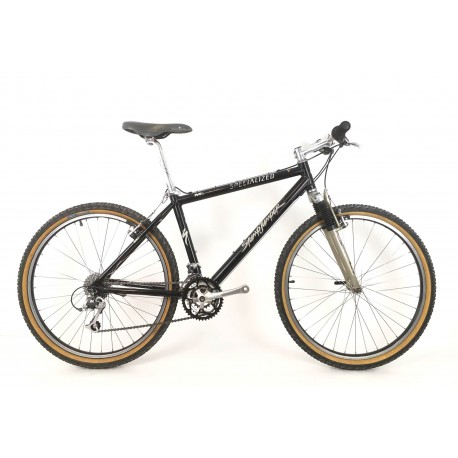 SPECIALIZED VTT SPECIALIZED STUMPJUMPER FS 1996 26'' taille M - COLLECTOR