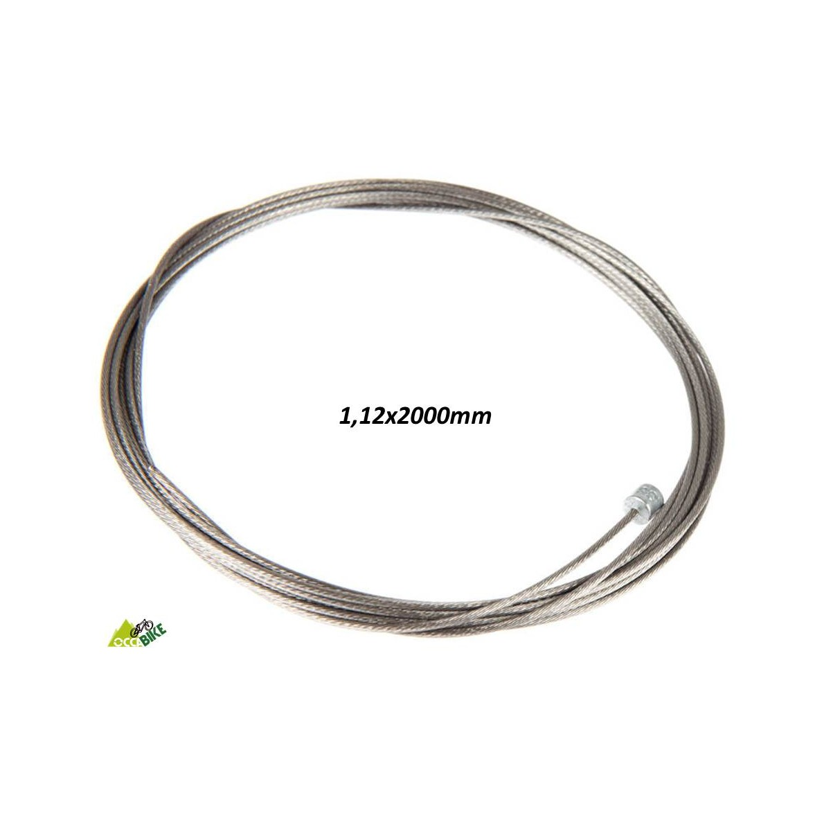 cable de derailleur inox 2m30 clark/'s neuf